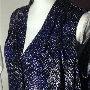 Calvin Klein Tops - Calvin Klein Sleeveless Tunic Size XL EUC